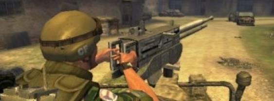 Full Spectrum Warrior: Ten Hammers per PlayStation 2
