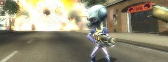 Destroy All Humans! 2 per PlayStation 2