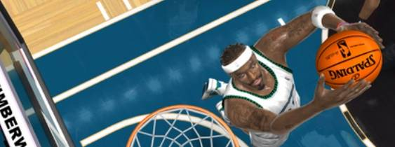 NBA LIVE 07 per PlayStation PSP