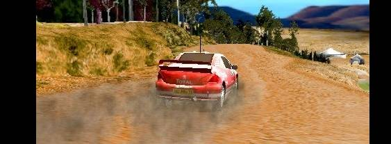 WRC World Rally Championship per PlayStation PSP