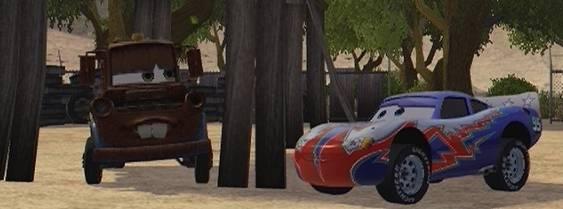 Cars per PlayStation PSP
