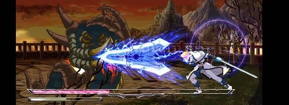 Guilty Gear Judgment per Playstation PSP