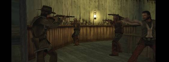 GUN Showdown per PlayStation PSP