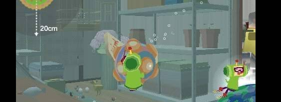 Me and My Katamari per PlayStation PSP