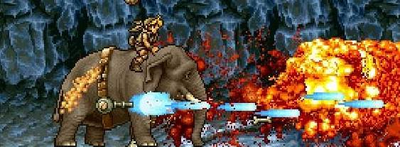 Metal Slug Anthology per PlayStation PSP