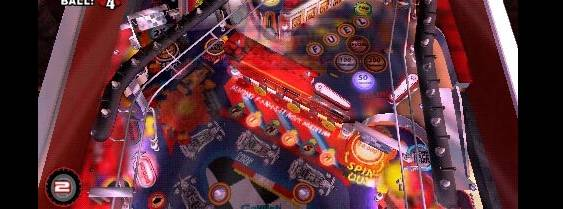 Pinball Hall of Fame per PlayStation PSP