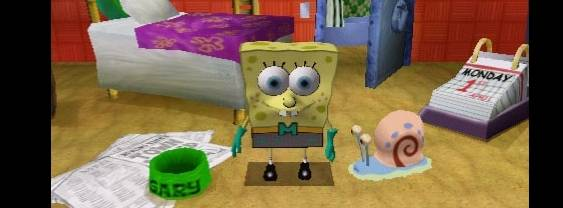 SpongeBob Squarepants: il Vendicatore in Giallo per PlayStation PSP