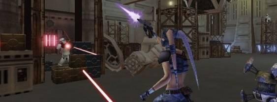 Star Wars: Lethal Alliance per PlayStation PSP
