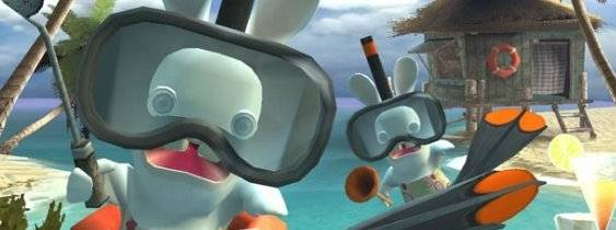 Rayman: Raving Rabbids per PlayStation 2