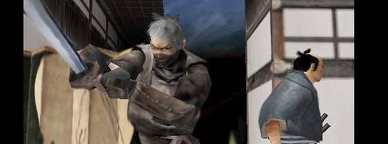 Tenchu: Time of the Assassins per PlayStation PSP