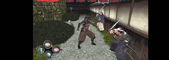 Shinobido: Storie di Ninja per PlayStation PSP