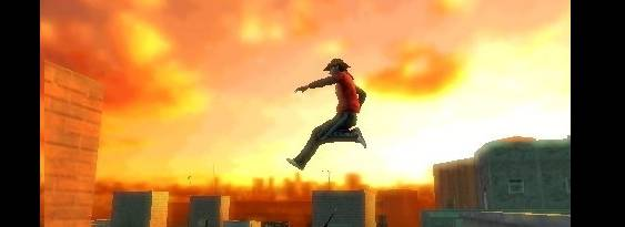 Free running per PlayStation PSP