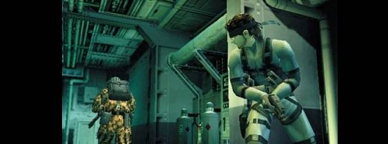 Metal Gear Solid 2: Sons Of Liberty per PlayStation 2