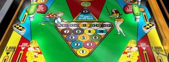 Gottlieb Pinball Classics per Nintendo Wii