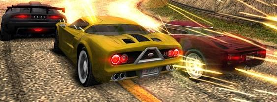Burnout Dominator per PlayStation 2