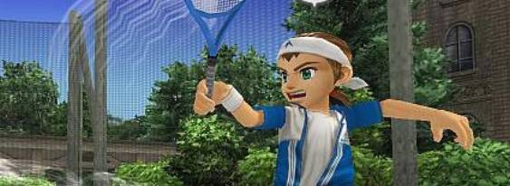 Everybodys' Tennis per PlayStation 2