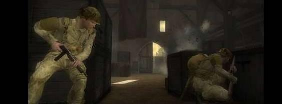 Medal of Honor: Vanguard per PlayStation 2