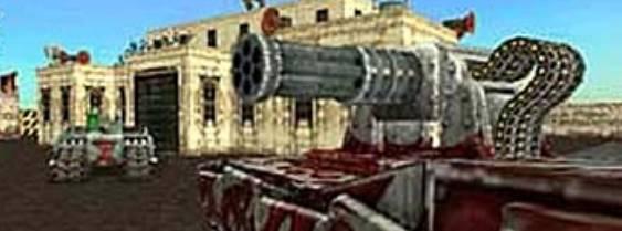 World Destruction League: Thunder Tanks per PlayStation 2
