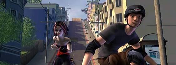 Tony Hawk's Downhill Jam per Nintendo Wii