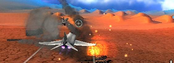 After Burner Black Falcon per PlayStation PSP