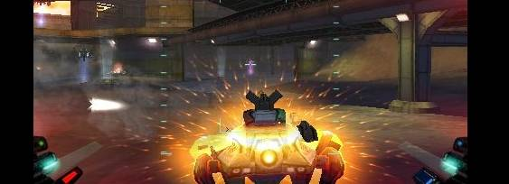 BattleZone Engaged per PlayStation PSP