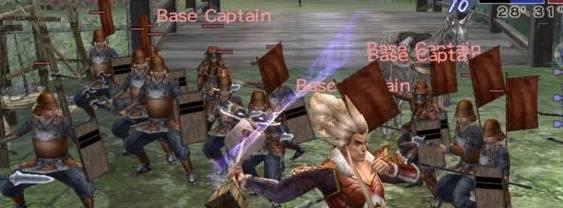 Samurai Warriors 2: Empires per PlayStation 2