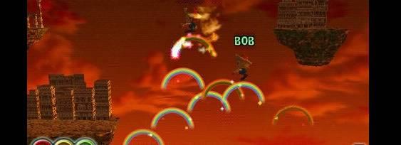 Rainbow Island evolution per PlayStation PSP