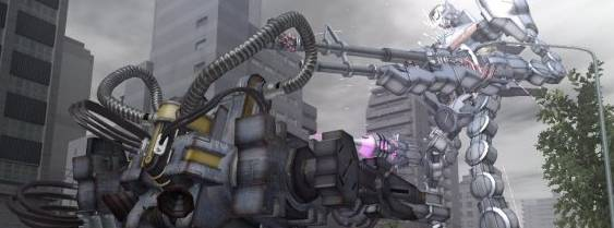 Earth Defence Force 2017 per Xbox 360