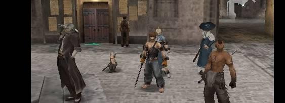 Valhalla Knights per PlayStation PSP