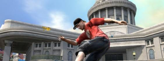 Tony Hawk's Project 8 per PlayStation PSP