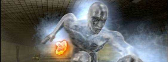 I Fantastici 4 The Rise of Silver Surfer per Nintendo Wii