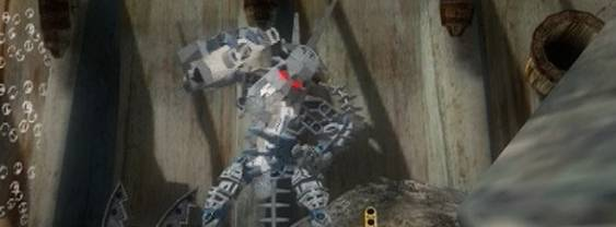 Lego Bionicle Heroes per Nintendo Wii
