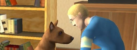 The Sims 2 Pets per Nintendo Wii