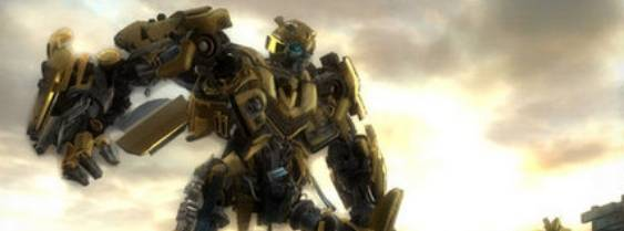 Transformers: The Game per Xbox 360