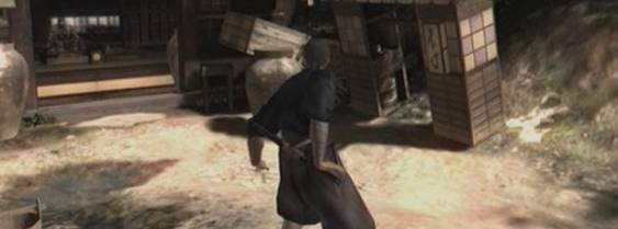 Tenchu Z per Xbox 360