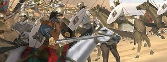 Immagine del gioco The History Channel: Great Battles of Rome per PlayStation PSP