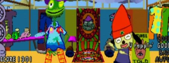 Parappa the rapper per PlayStation PSP