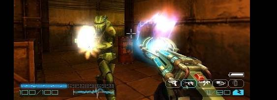 Coded Arms: Contagion per PlayStation PSP