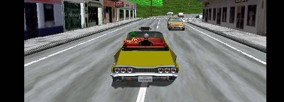 Crazy Taxi: Fare Wars per PlayStation PSP