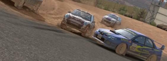 Sega Rally per PlayStation 3