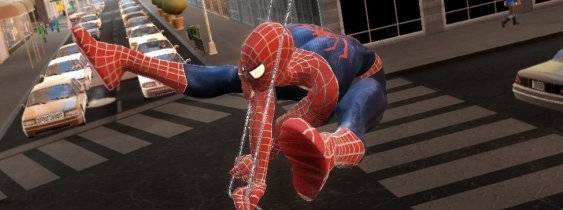 Spider-Man 3 per PlayStation PSP