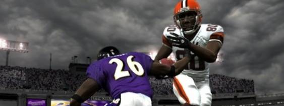 Madden NFL 08 per PlayStation 2