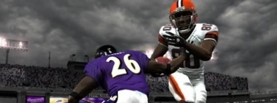 Immagine del gioco Madden NFL 08 per Nintendo Wii