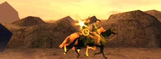 Gunfighter 2:legend of jesse james per PlayStation 2