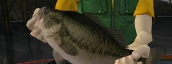 Big Catch: Bass Fishing per Nintendo Wii
