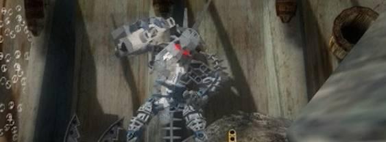 Lego Bionicle Heroes per Xbox 360