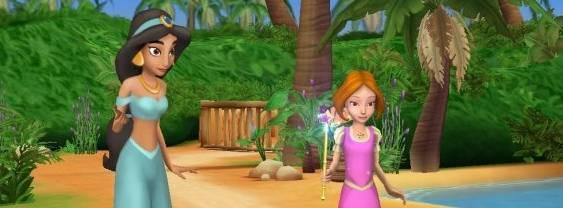 Disney Principesse: Il Viaggio Incantato per Nintendo Wii