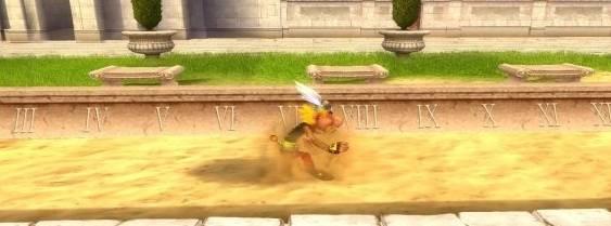 Asterix alle Olimpiadi per Nintendo Wii