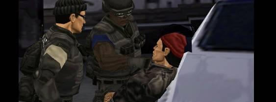 SWAT Target Liberty per PlayStation PSP