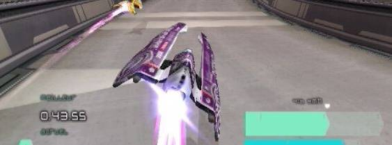 Wipeout Pulse per PlayStation PSP